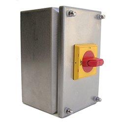 Isolator Enclosures